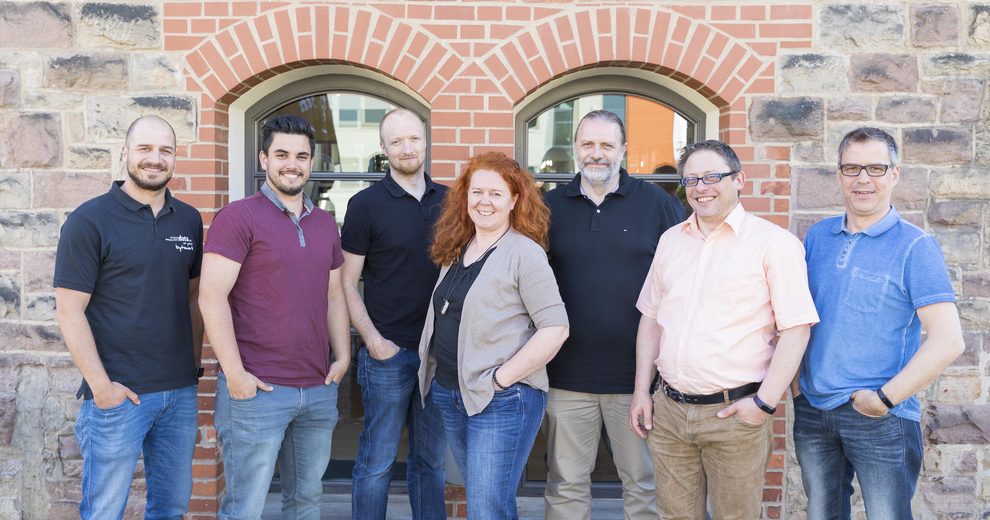 Zeitsprung – Der Vorstand 2017 / 2018